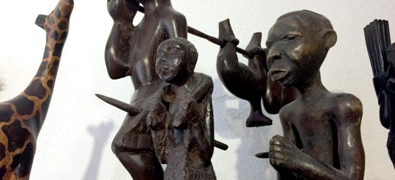 """Präsentation des Vereins """"Elikiá – Hoffnung für den Kongo"""" am 22. November 2018"""
