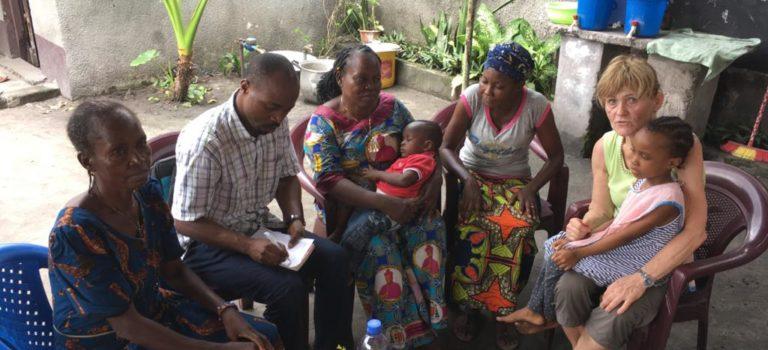 Bericht von der ersten Woche in Kinshasa