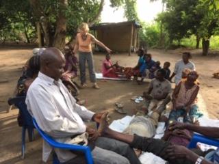 Projektbericht Ecole St. Hélène, Mama Fifi Bora und Mama Florence Ngunga – Verein CRPDM