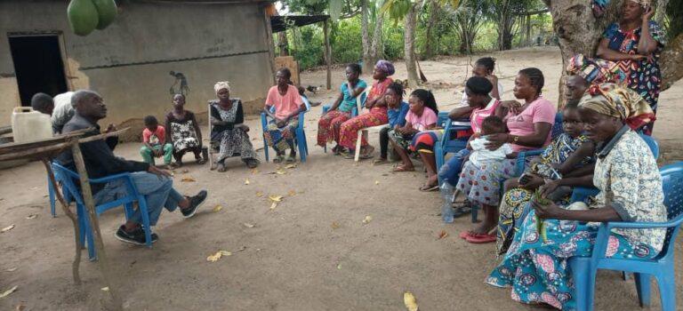 Auf dem Weg in den Kongo, 2021